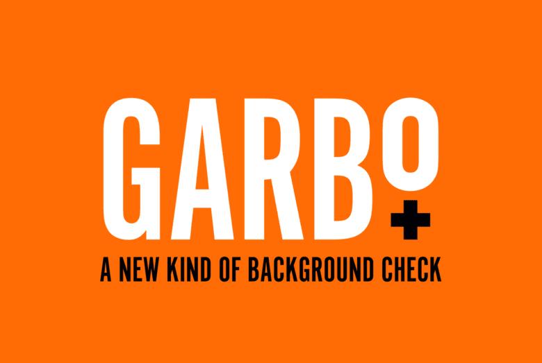 garbo background check