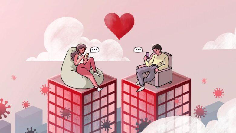 dating lockdown