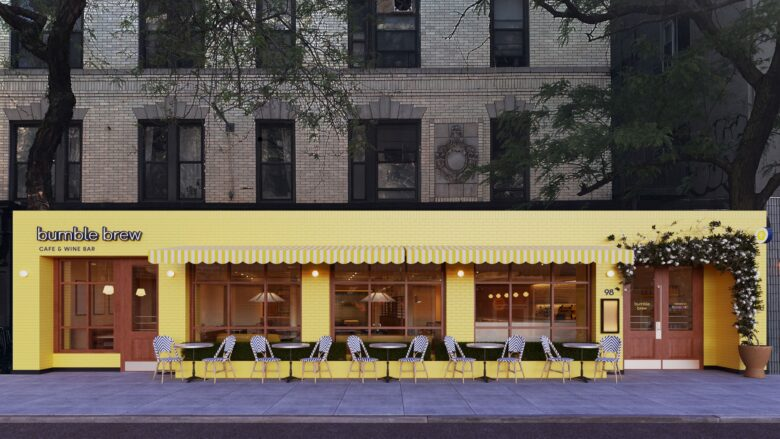 Dating App Bumble Will Open Its First Café in New York
