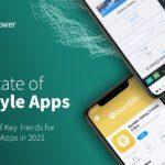 lifestyle app report